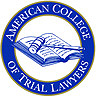 Member, American College of Trial Lawyers