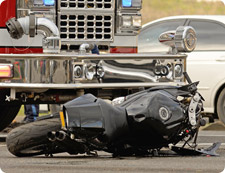 Have you been in a motorcycle or bus accident?