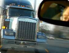 Have you been in a truck collision?