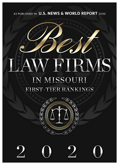 Best Lawyers Awards in St. Louis and Missouri